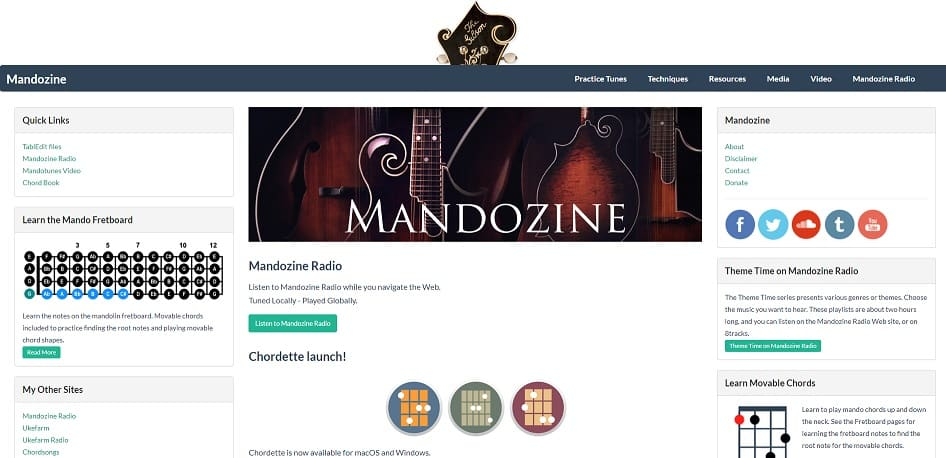 16 Websites To Learn Mandolin Lesson Online Free And Paid Mandolin