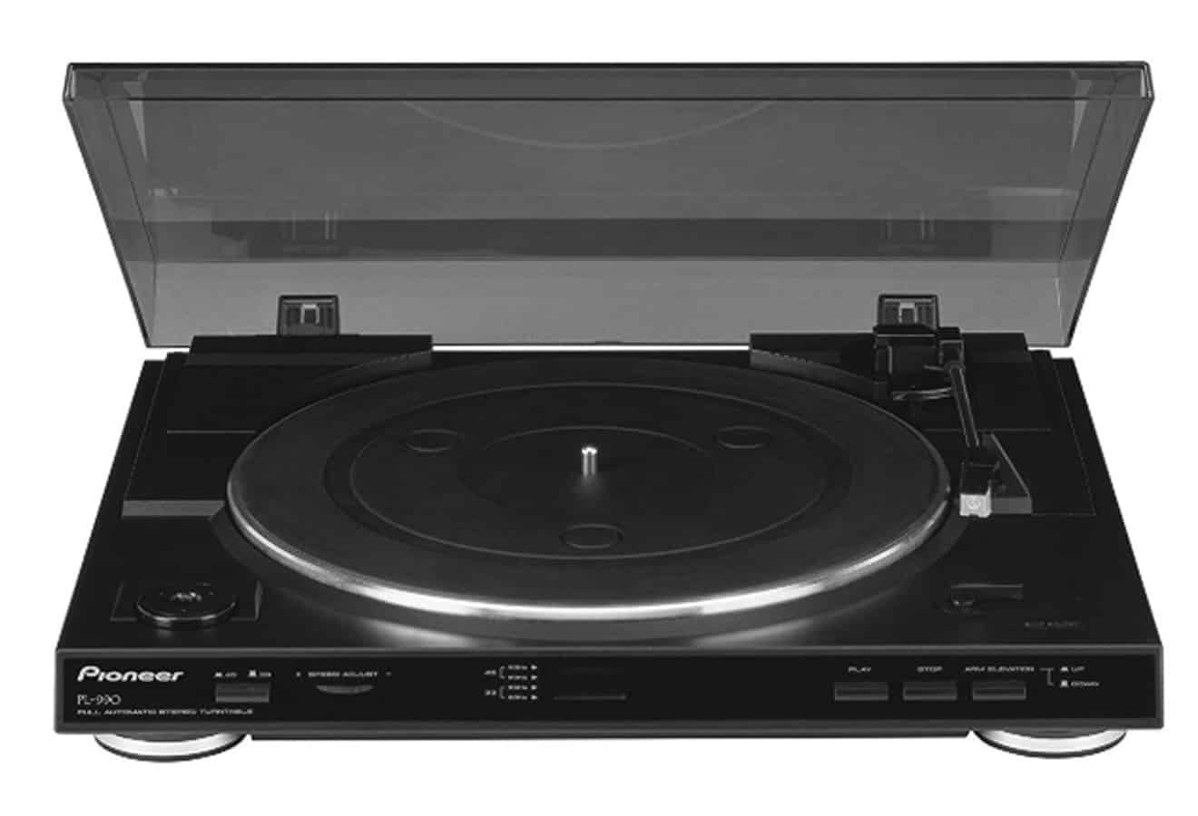 Pioneer PL -990 Automatic stereo turntable