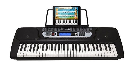 RockJam 54-Key Portable Electronic Keyboard