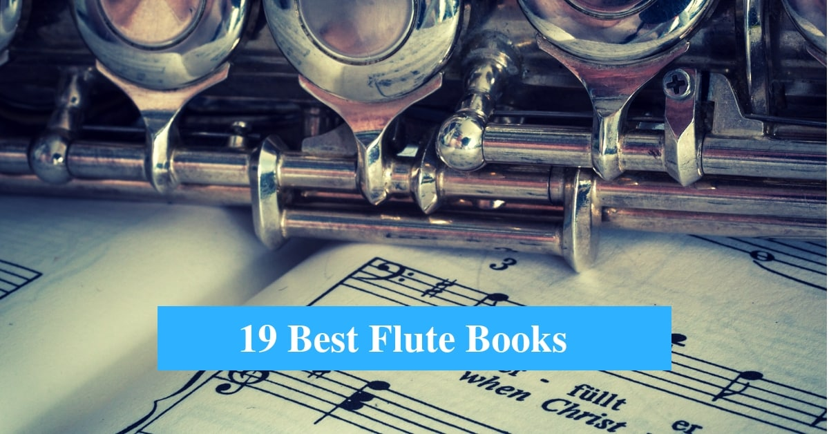 Best Flute Books & Best Books to Learn Flute
