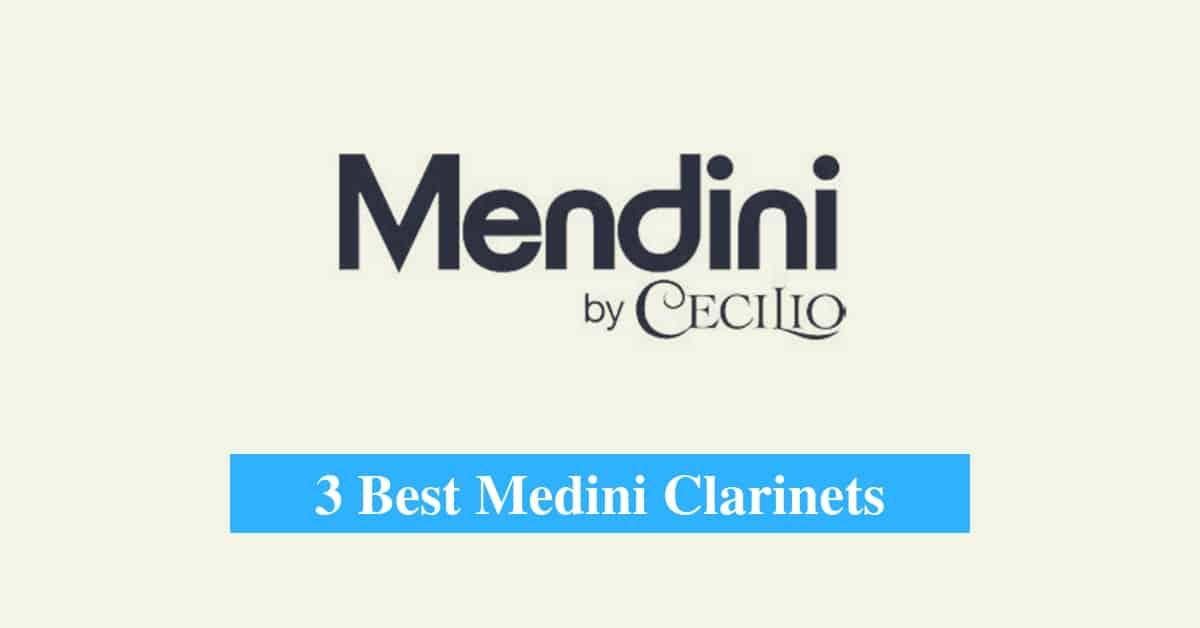 Best Mendini Clarinet