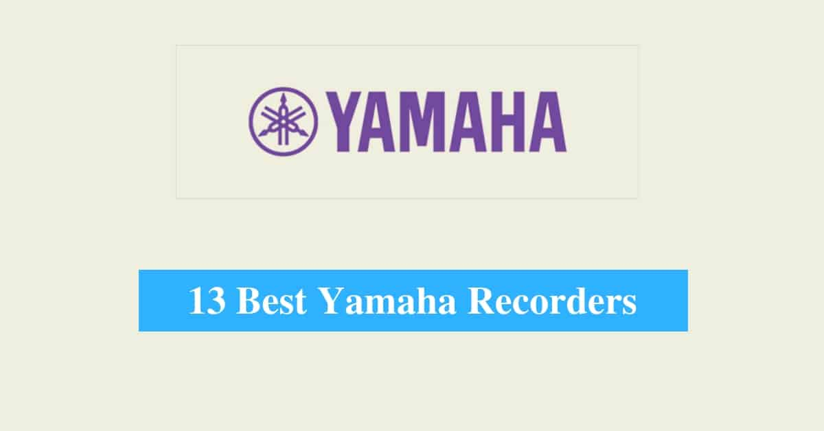 Best Yamaha Recorders