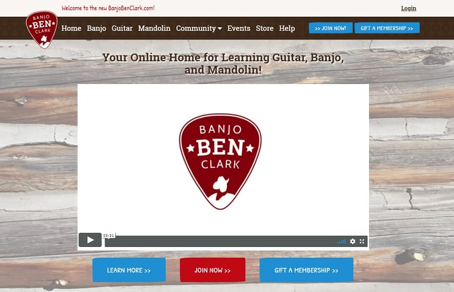 banjobenclark Banjo Lessons for Beginners