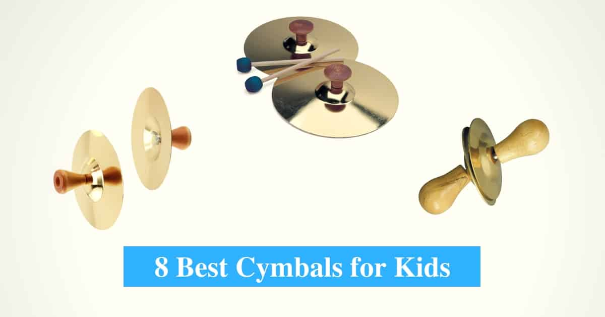 Best Cymbals for Kids