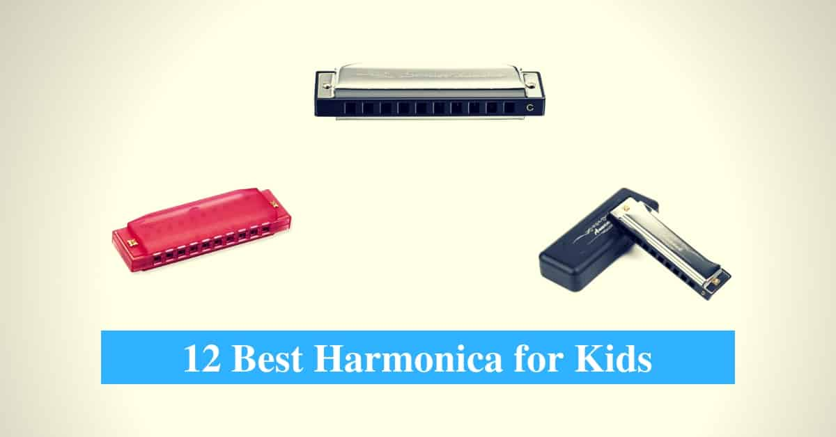 Best Harmonica for Kids