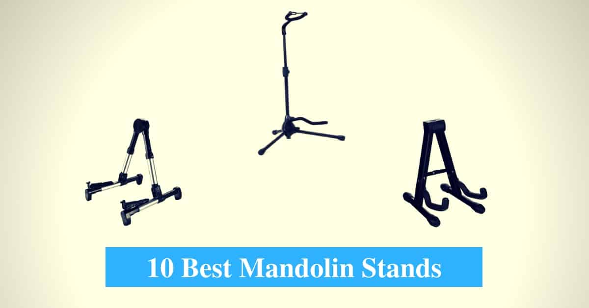 Best Mandolin Stands & Best Stand for Mandolin