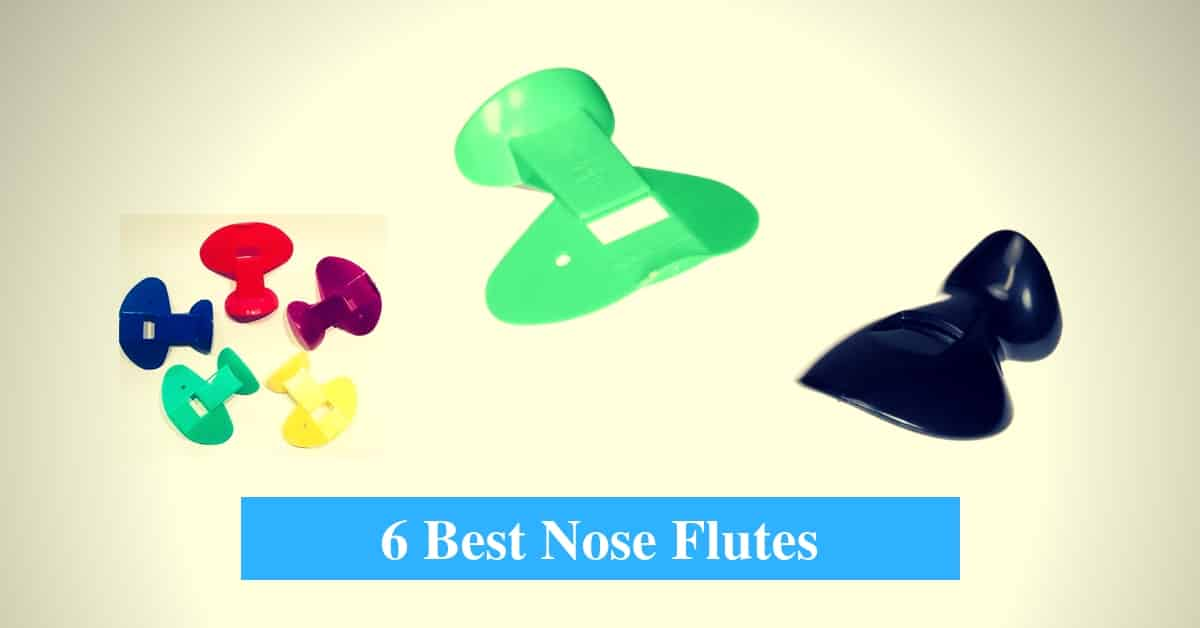 Best Nose Flutes & Best Nose Flute Brands