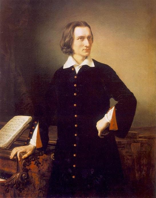 Best Of Franz Liszt