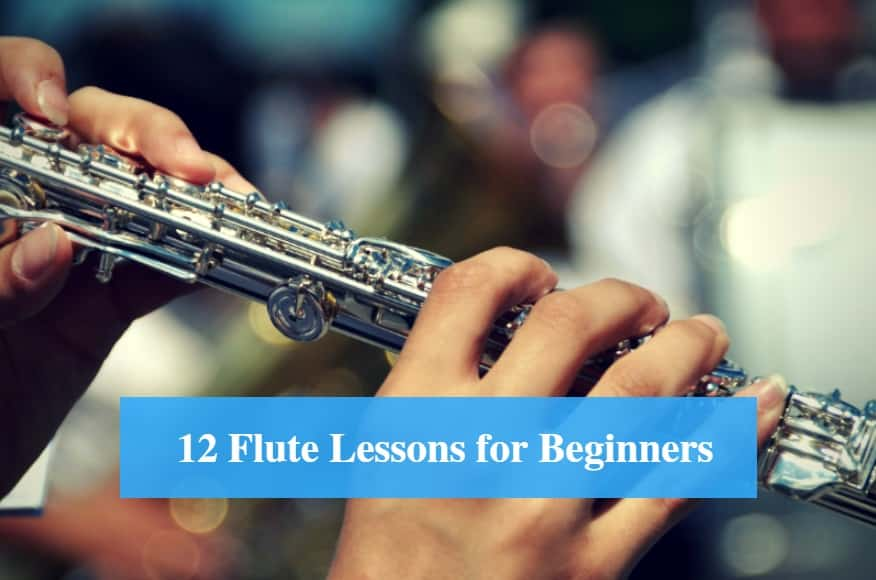 Flute Lessons for Beginners