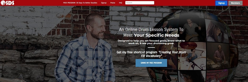 stephensdrumshed Drum Lessons for beginners