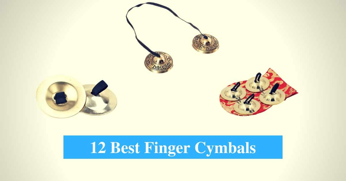 Best Finger Cymbals & Best Finger Cymbal Brands