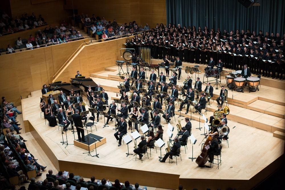 Symphony vs Orchestra vs Philharmonic