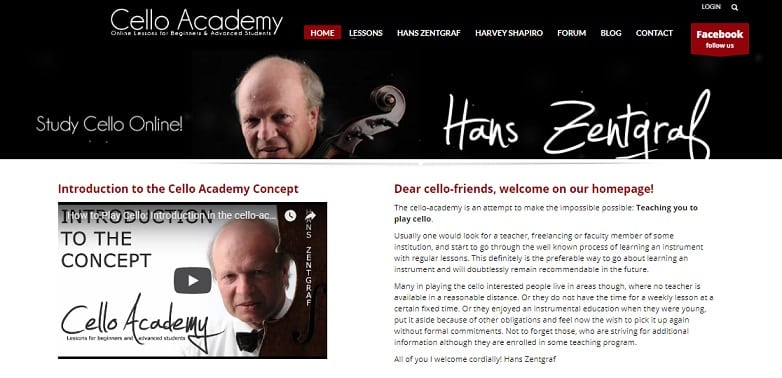 cello-academy Cello Lessons for Beginners