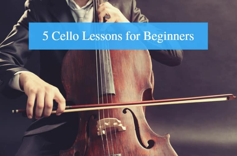 Cello Lessons for Beginners