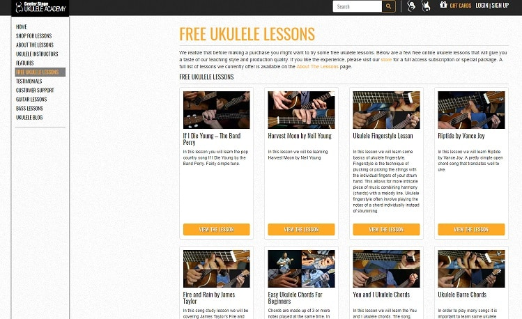 15 Best Ukulele Lessons for Beginners Review 2019 - CMUSE