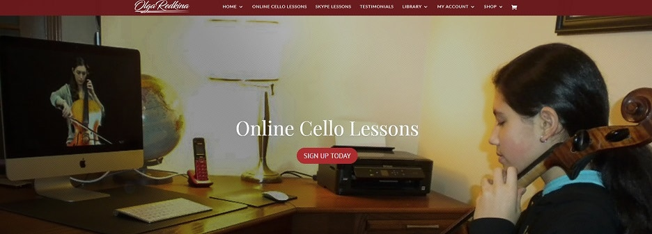 olgaredkina Cello Lessons for Beginners