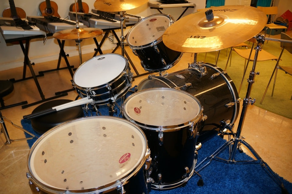 Reasons Learn to Play the Drum Set
