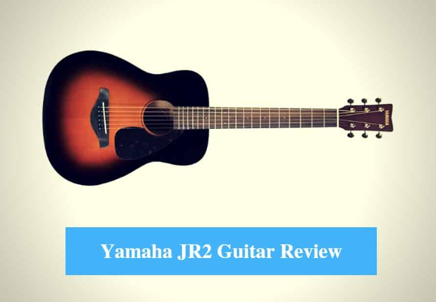 Yamaha JR2 Guitar Review