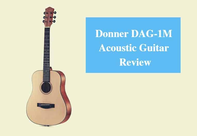Donner DAG-1M Dreadnought Acoustic Guitar Review
