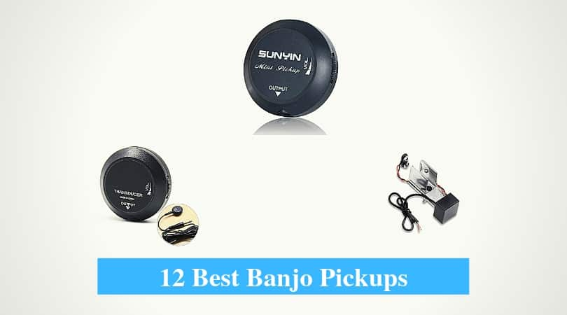 Best Banjo Pickups & Best Pickup Brands for Banjo