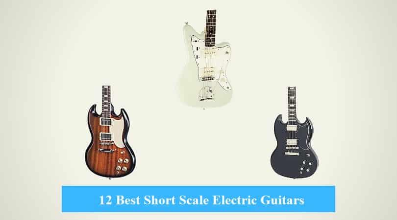 Best Short Scale Electric Guitars & Best Short Scale Electric Guitar Brands