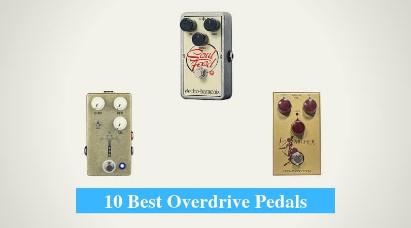 Best Transparent Overdrive Pedals