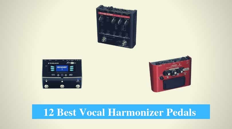 12 Best Vocal Harmonizer Pedal Reviews 2019 (TC Helicon and Boss