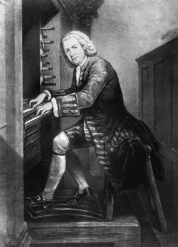 Famous Bach Piano Pieces