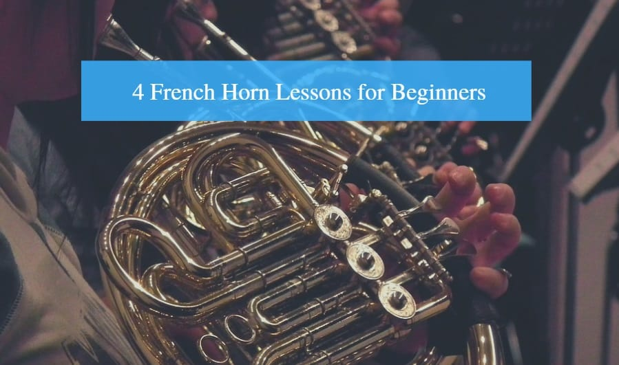 French Horn Lessons for Beginners