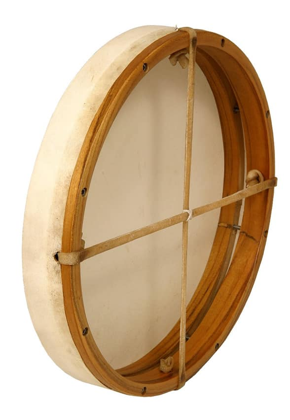 14 Inch Frame Drum with Interior Tuning