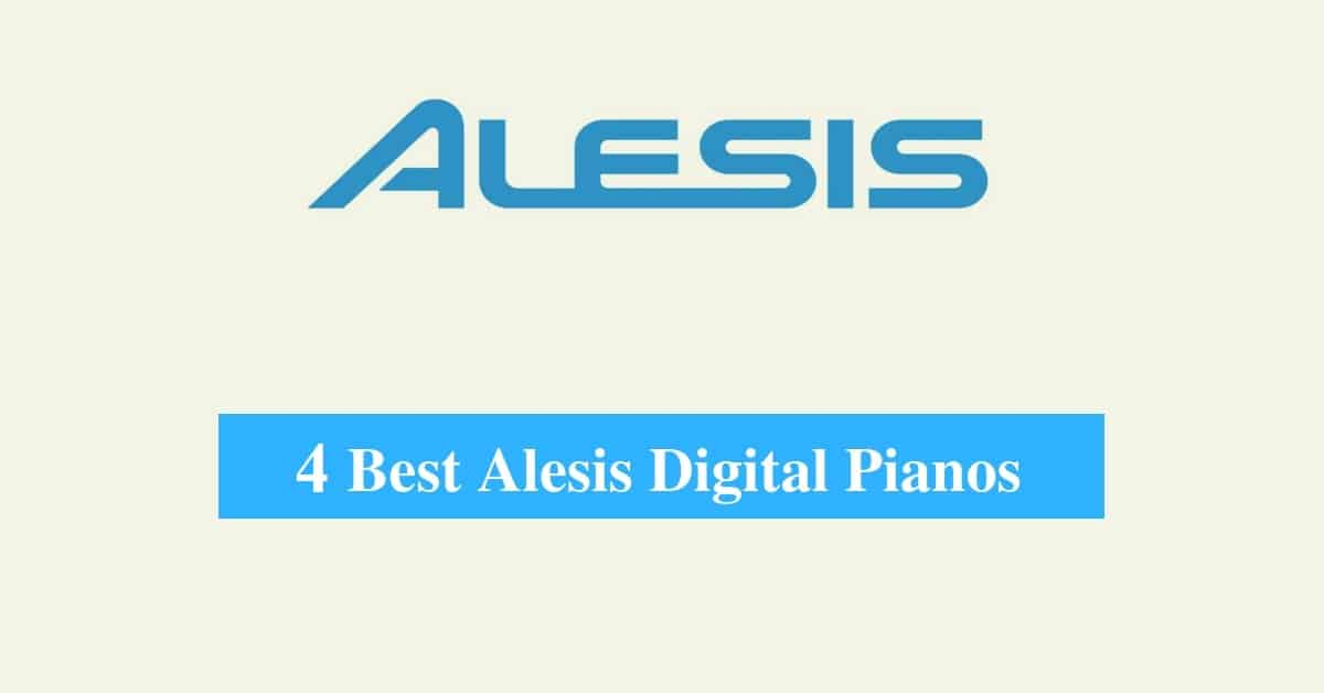 Best Alesis Digital Piano & Best Alesis Keyboards