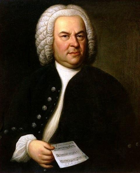 Johann Sebastian Bach Children