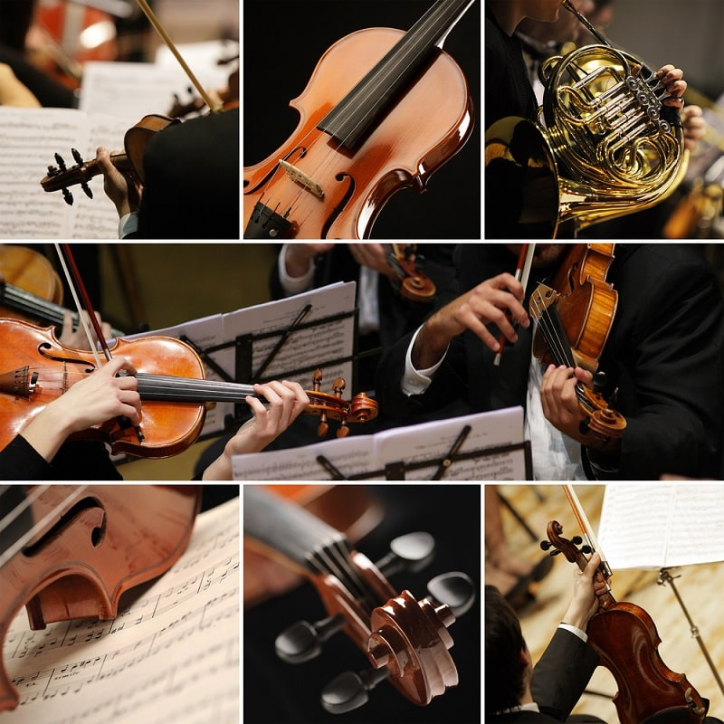 Types of Classical Music