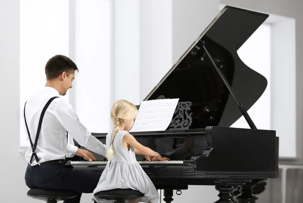 How To Choose A Piano Teacher