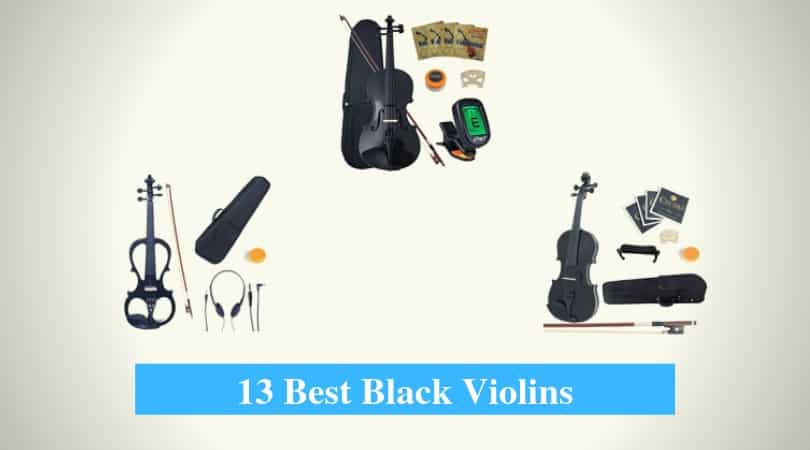 13 Best Black Violin Reviews 2019 (Black Color Violins) - CMUSE