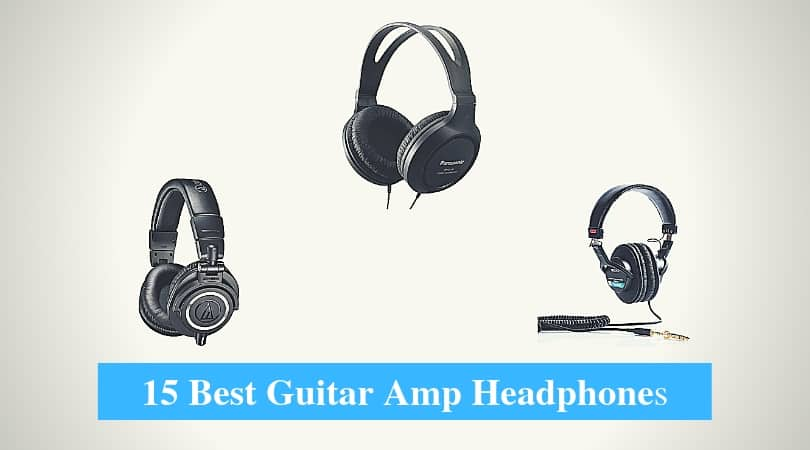 Best Guitar Amp Headphones