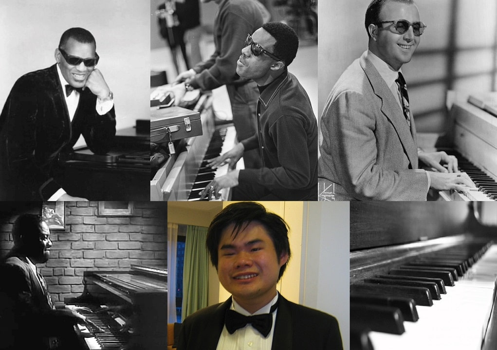 Famous Blind Piano Players