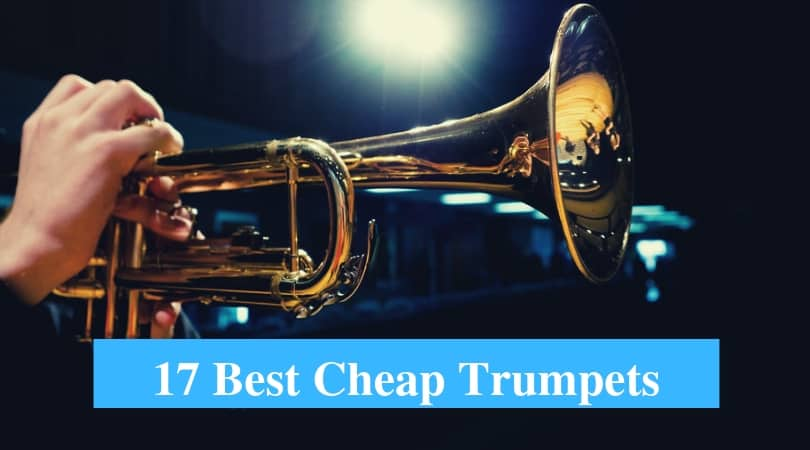 Best Cheap Trumpet & Best Budget Trumpet