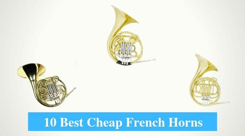 Best Cheap French Horn & Best Budget French Horn