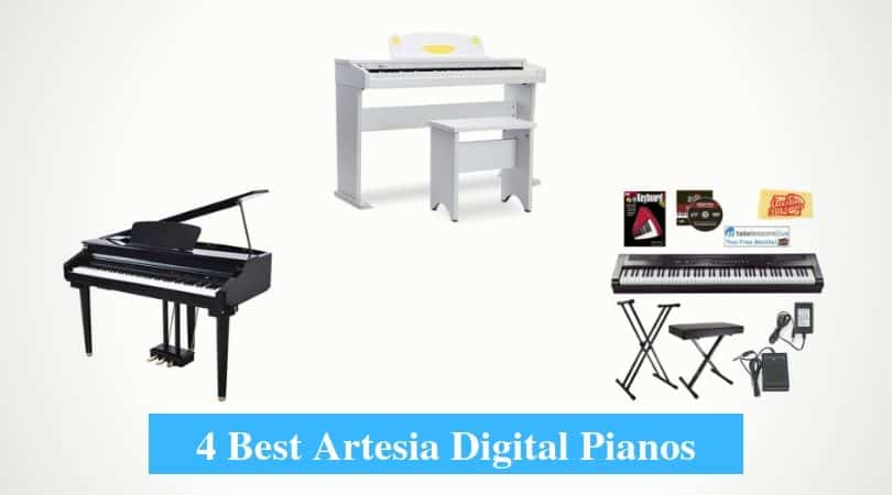 Best Artesia Digital Pianos