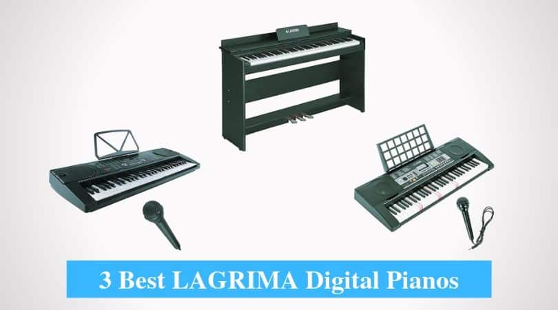 Best LAGRIMA Digital Pianos