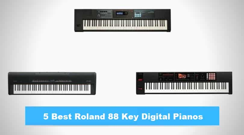 Best Roland 88 Key Digital Piano