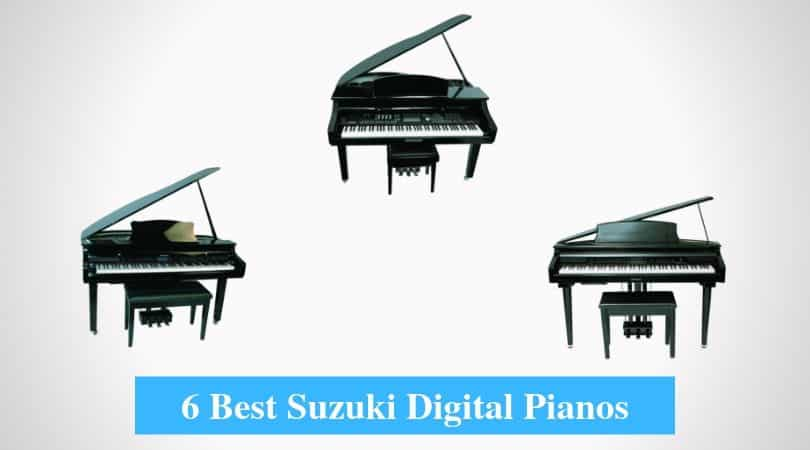 Best Suzuki Digital Pianos