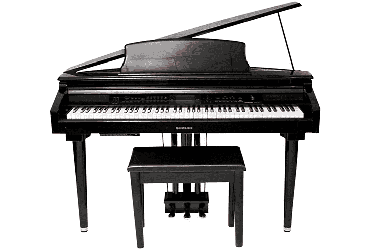 Suzuki MDG-300 Micro Grand Piano