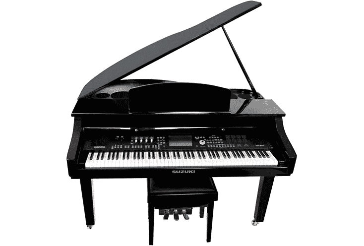 Suzuki MDG-4000ts Digital Grand Piano