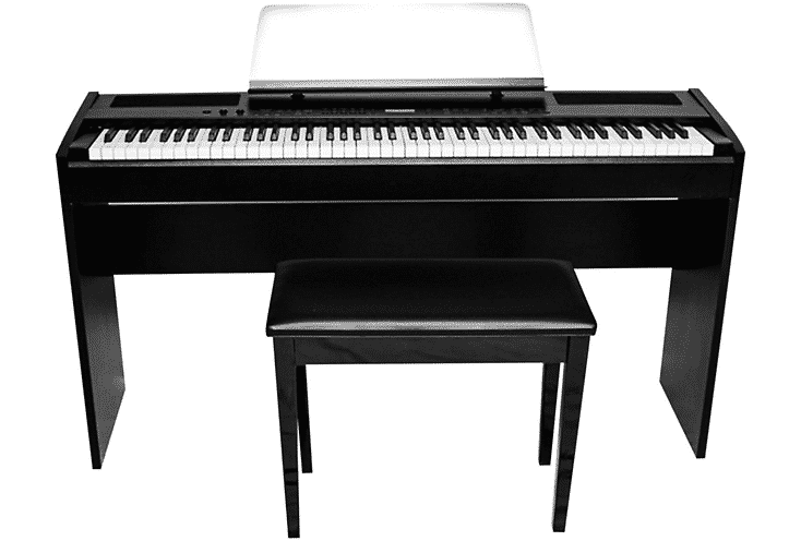 Suzuki SSP-88 Digital Studio Piano with Stand
