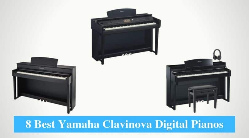 Best Yamaha Clavinova Digital Pianos