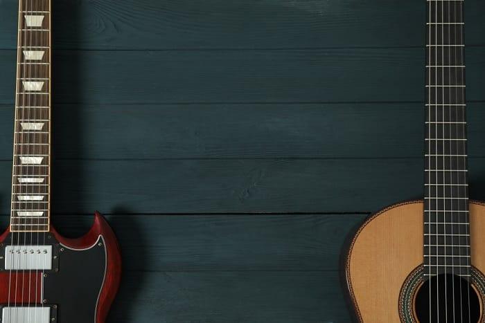 Classical Guitar Vs Electric Guitar