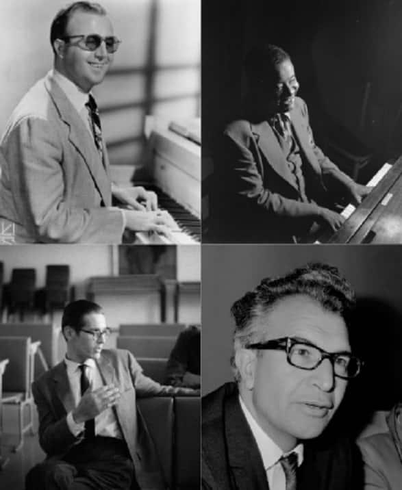 Famous Jazz Pianists