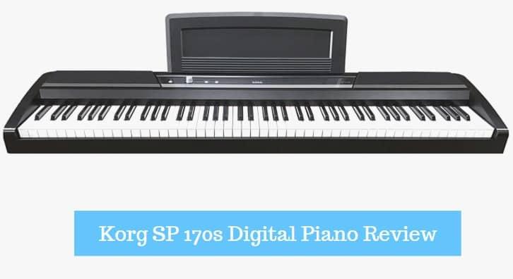 Korg SP 170s Digital Piano Review